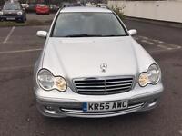Mercedes-Benz c320 cdi Avantgarde SE auto estate 55 plate , 10 month Mot
