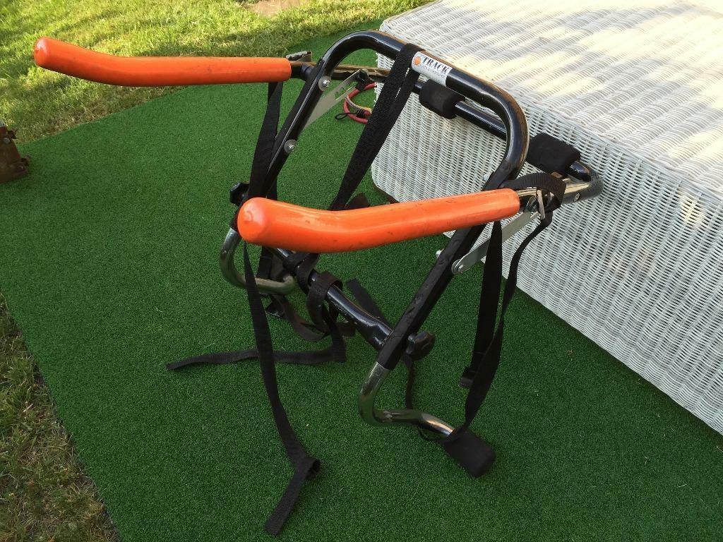 Folding Bike Rack Will Fit Onto Boot Or Hatchback Very