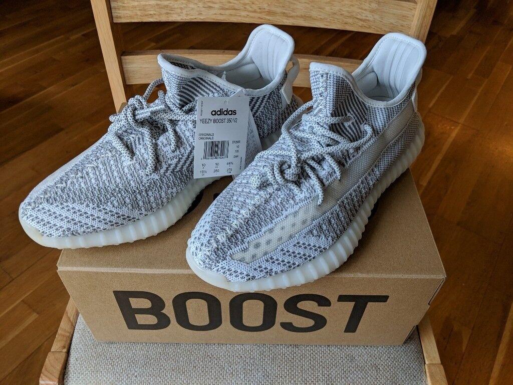 Adidas Yeezy Boost 350 V2 Static - UK10 + Supreme + Palace. Hackney 05eab5000
