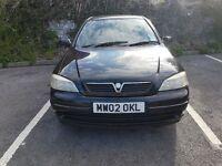 2002 Vauxhall Astra 1.6 LS Dual Fuel LPG