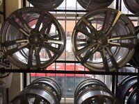 4 tyres Audi s3