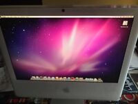"Apple iMac 20"""