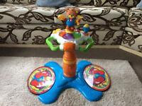 Vtech sit to stand dancing bear baby / toddler