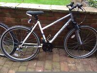 Rockrider bicycle
