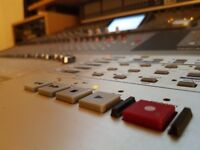 Fully-loaded TASCAM DM-4800 64-channel Digital Mixing Console
