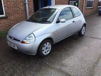 (Yarmouth car centre) ford ka 1.3 2008 one lady owner