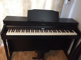 Almost brand new Roland HP-603 Piano - Excellent condition - Cambridge, UK