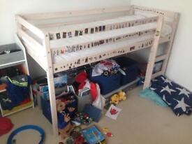 Kids cabin bed (available end July as moving)