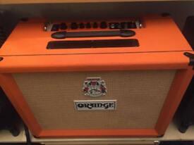 Orange Rocker 32 - a 2x10 30 watt combo amp
