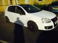 Vw golf mk5 2005 1.6 petrol Gti replica r32 replica offers welcome ring for more info