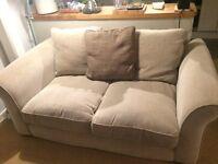 Bargain!Beautiful, comfy DFS sofa!