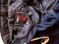 Winter motorcycle suit