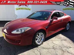 2007 Hyundai Tiburon GS, Manual, Sunroof