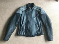 Stein Ladies motorcycle jacket size 40 fits size 10-12