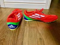 Adidas Track & Field Running Shoes - Size UK 11.5 (fits UK 10.5)