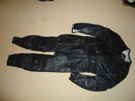FIELDSHEER One-Piece Motorcycle leathers size Medium