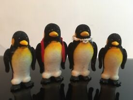 Sylvanian Penguin Family