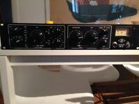 Universal Audio LA-610 MKII Valve Channel Strip