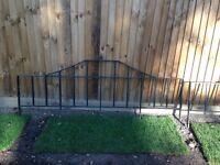 Wrought Iron Fence for Sale!