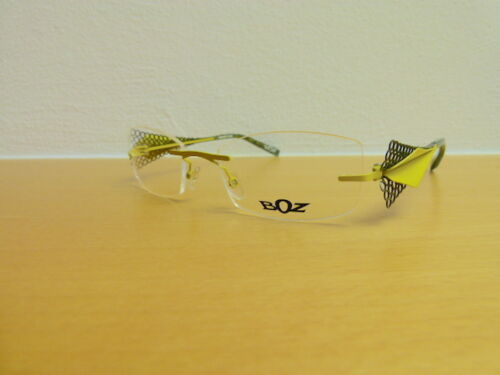 Originale, randlose Designerbrille BOZ by JF Rey Mod. NOCTURNE 5005