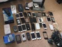 Faulty iPhones phones parts
