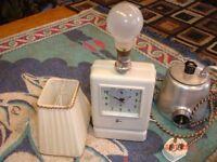 Hawkins Tecal Teasmade, tea or coffee maker, dates from around the 1950's