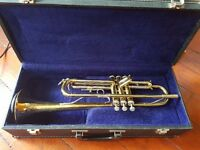 Blessing Scholastic Brass / Silver Trumpet