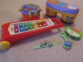 musical instrument bundle