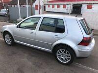 VW Golf auto diesel 1.9 2003 mot