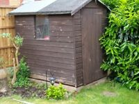 Garden Shed 6 by 4