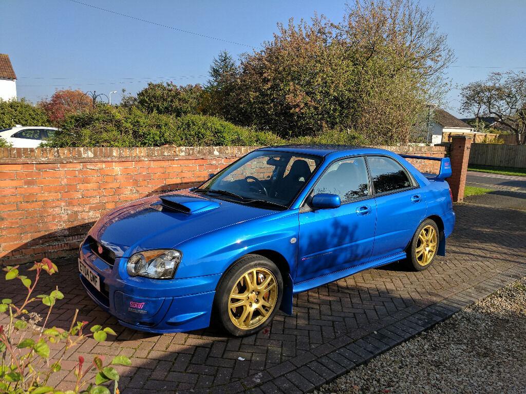 Provisionaly SOLD Subaru Impreza WRX STI PPP 2004 Blobeye HPI