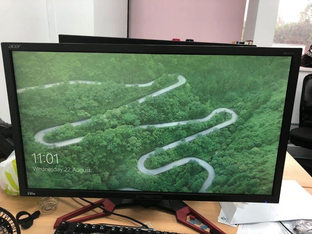 Acer Predator XB281HK 28