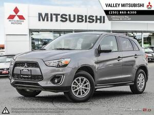 2015 Mitsubishi RVR SE - AWD, Alloy Wheels, Bluetooth