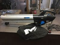 Mac Allister MBV 2800W Electric Garden Leaf Blow Vacuum