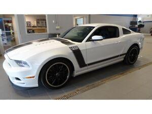2013 Ford Mustang Boss 302 444 HP, 380 LB/PI