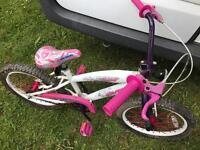 Avigo lovely girls bike works well only £18