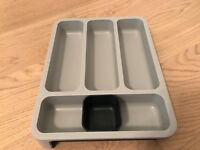 Cutlery Tray - expandable in draw