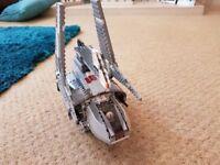 LEGO Star Wars 8096: Emperor Palpatine's Shuttle Complete Rare Piece Cheap