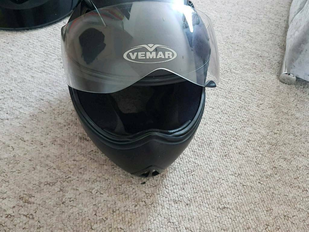 Motorbike helmet Vemar