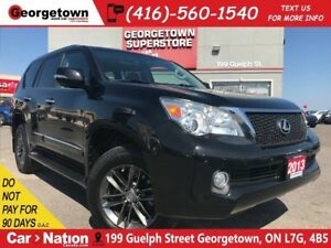 2013 Lexus GX 460 Executive | NAVI | V8 | 4X4 | LEATHER | SUNROO
