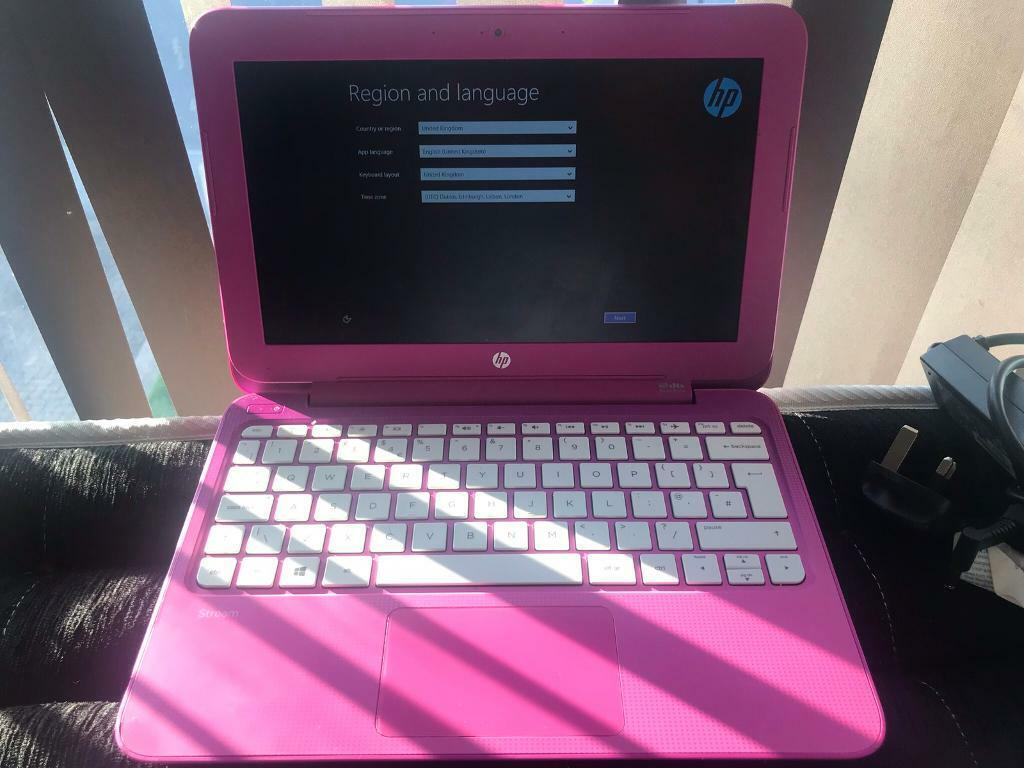 Hp pink laptop   in Sheffield, South Yorkshire   Gumtree