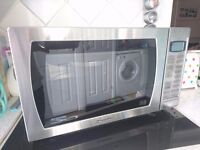 Panasonic Inverter Combination Microwave, in good working order