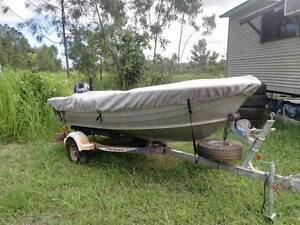 3.8 Meter Savage Snipe 15hp Yamaha Outboard (PRICE DROP!!!) Gunn Palmerston Area Preview