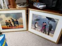 Jack vettriano prints framed