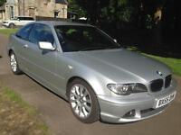 BMW 3 SERIES 320 Cd SE (silver) 2005
