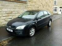 Ford Focus 1.8 Tdci Warranted mileage Service history long mot