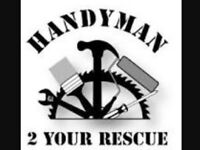 HANDYMAN— COMPETITIVE RATES ! 0788-306-0249