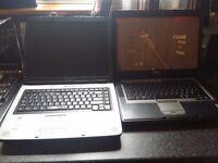 A job lot of faulty laptops