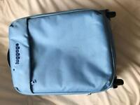It luggage small suitcase blue