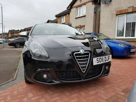 Alfa Romeo Giulietta Veloce, MOT July 2018